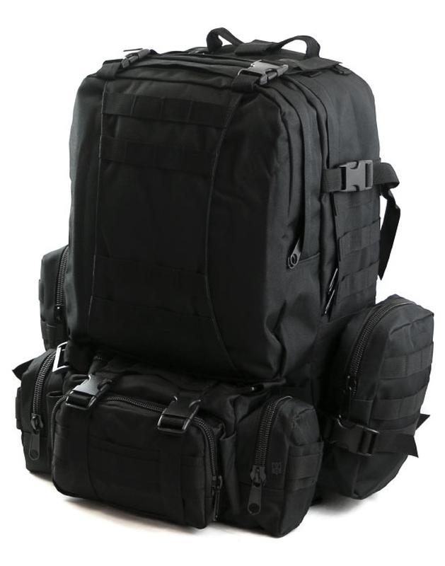 Рюкзак походный 50 литров Milcraft