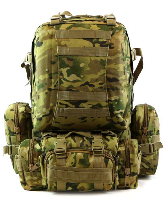 Рюкзак походный 50 литров Milcraft - Фото 2