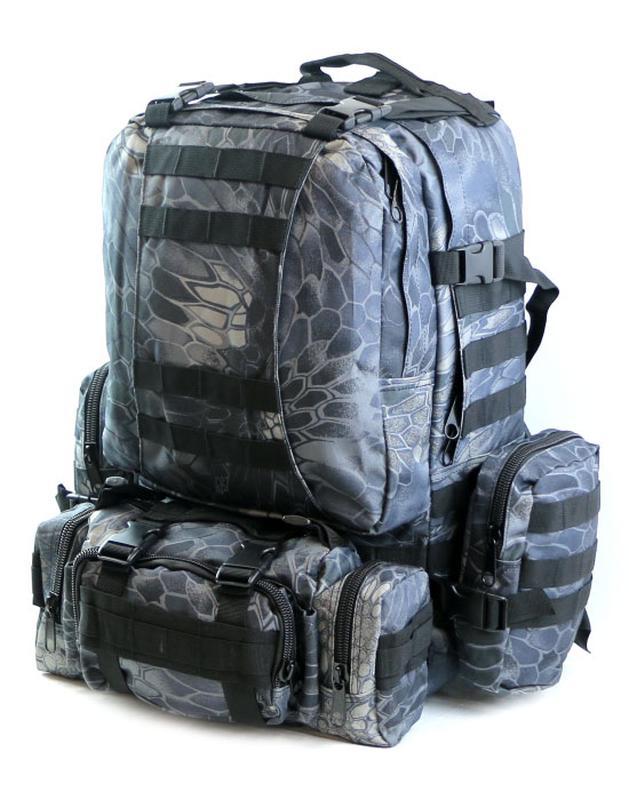 Рюкзак походный 50 литров Milcraft - Фото 3