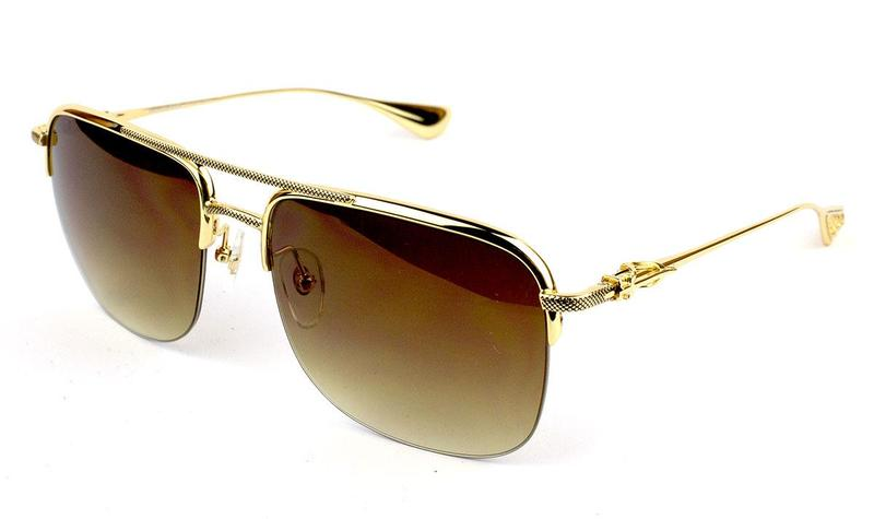 Солнцезащитные очки Chrome Hearts DEATUY GP