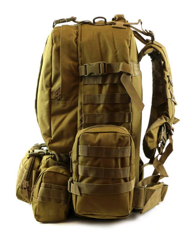 Рюкзак походный 50 литров Milcraft - Фото 4