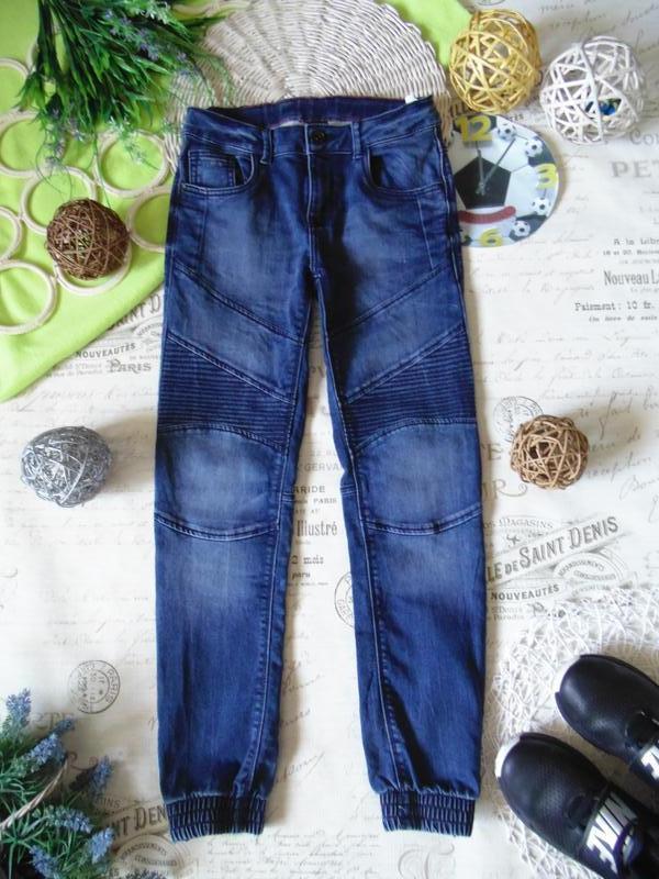 Крутецкие джинсы джоггеры chapter young