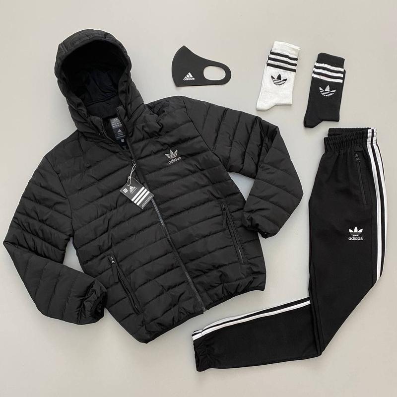 Мужская куртка adidas + штаны