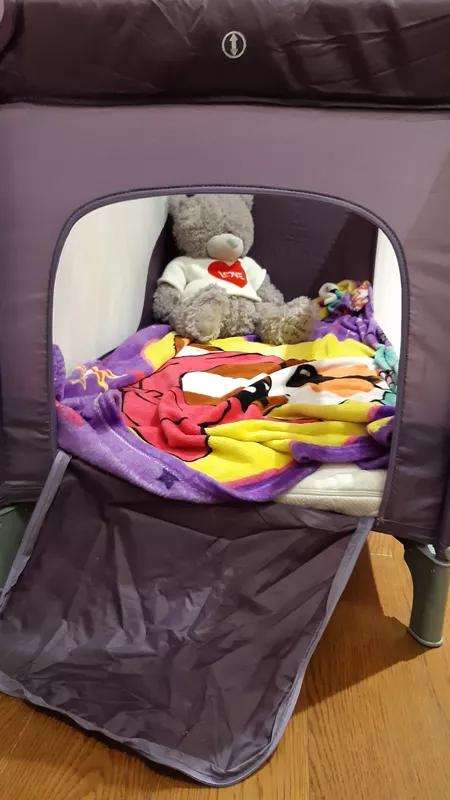 Кровать-манеж Baby design (до 20 кг) - Фото 7