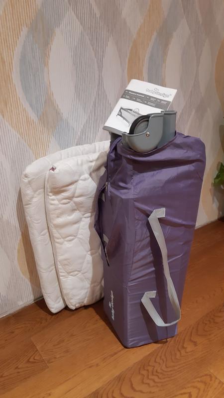 Кровать-манеж Baby design (до 20 кг) - Фото 5