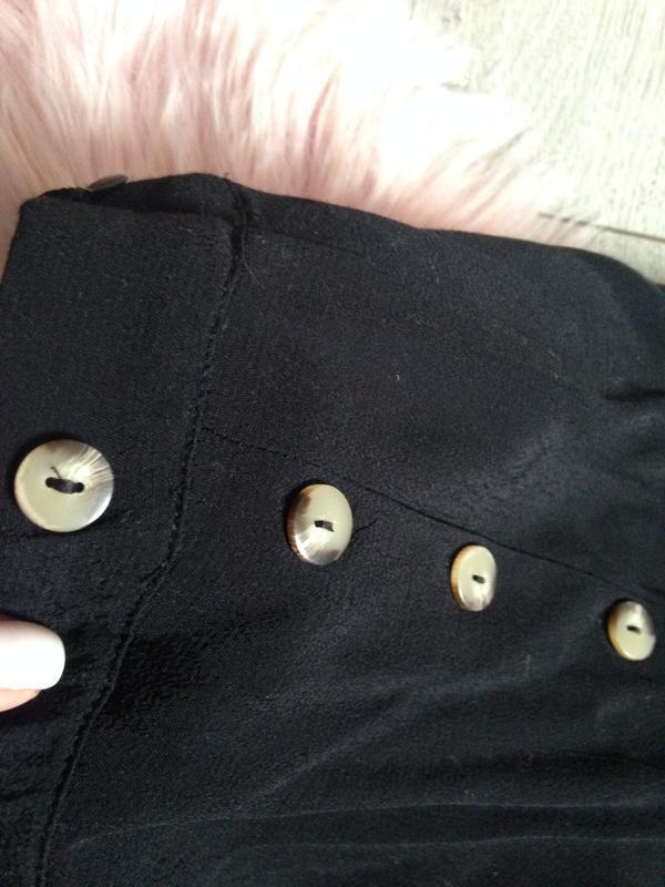 Стильная новая юбка zara . 100% вискоза - Фото 9