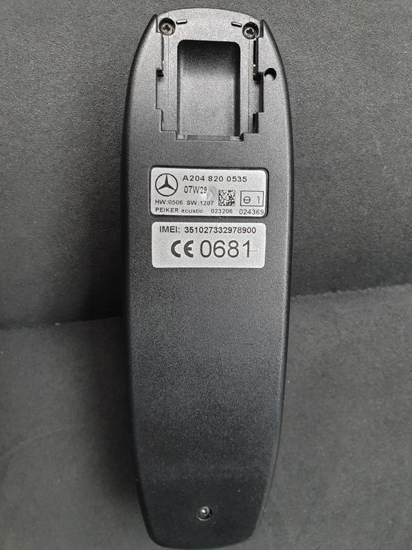 Bluetooth Mercedes