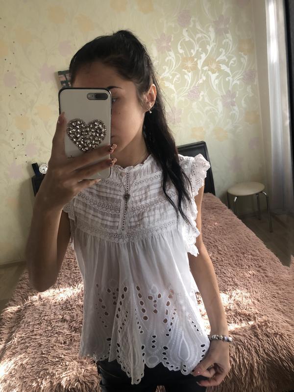 Блузка zara ❤️