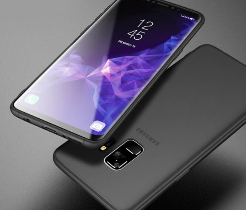 Samsung Galaxy S9 Plus, мобильный телефон, смартфон