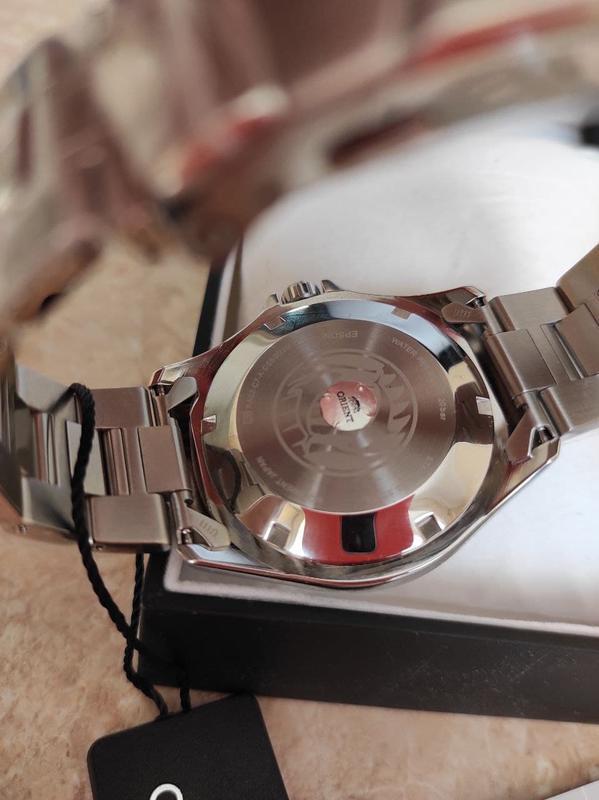 Мужские механические часы Orient Ray II Новые дайвер - Фото 10