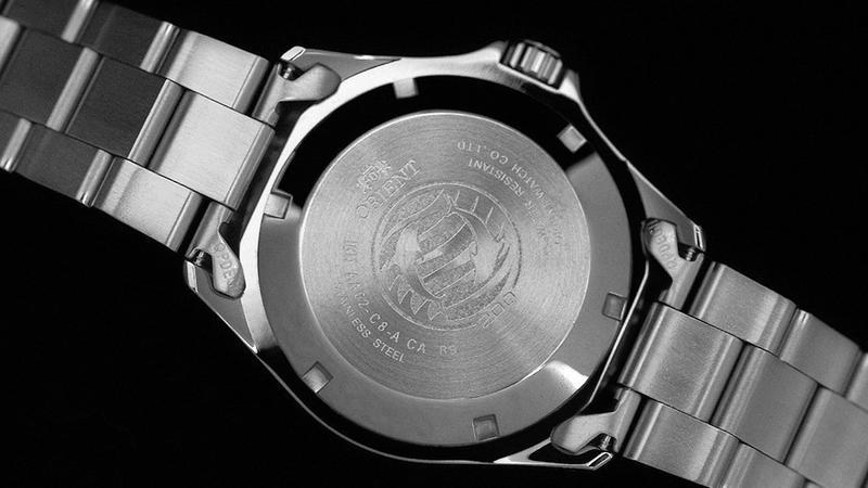 Мужские механические часы Orient Ray II Новые дайвер - Фото 5