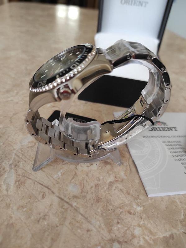 Мужские механические часы Orient Ray II Новые дайвер - Фото 9
