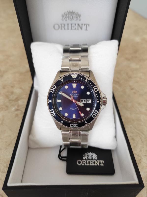 Мужские механические часы Orient Ray II Новые дайвер