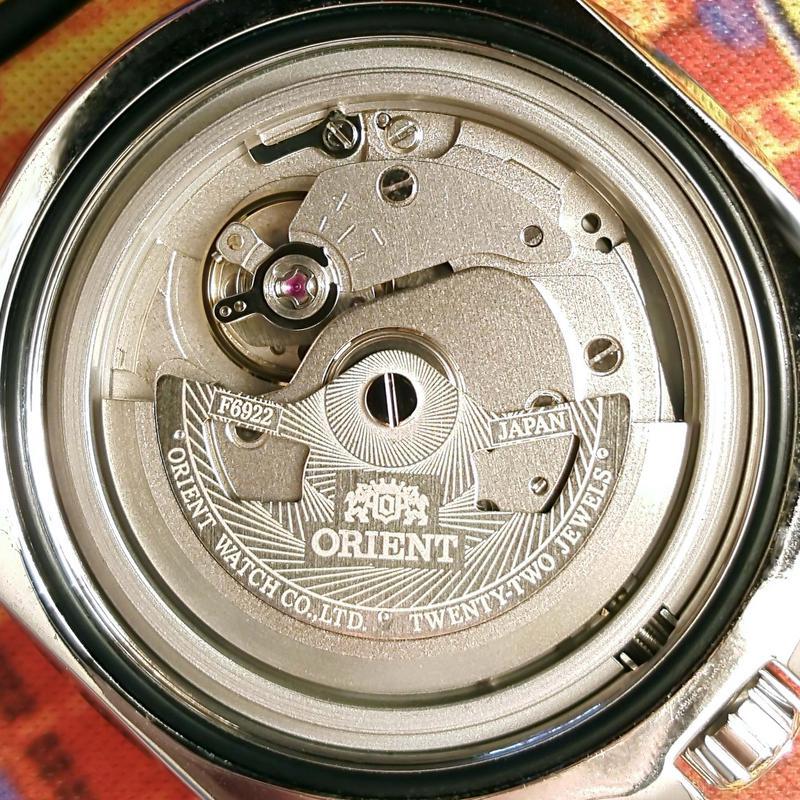 Мужские механические часы Orient Ray II Новые дайвер - Фото 11