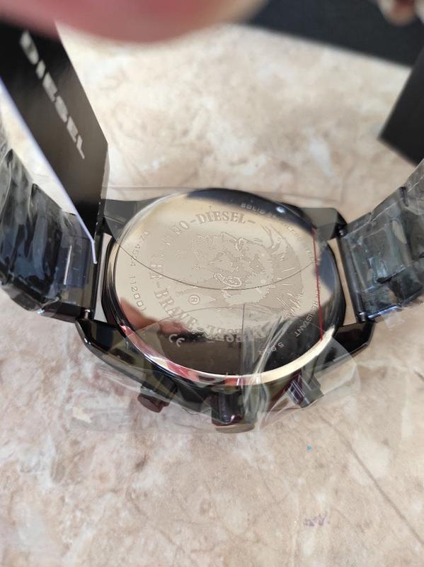 Мужские наручные часы Diesel DZ4524 новые оригинал - Фото 7