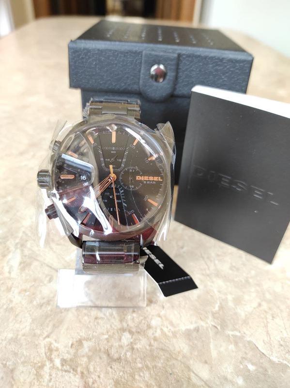 Мужские наручные часы Diesel DZ4524 новые оригинал - Фото 4