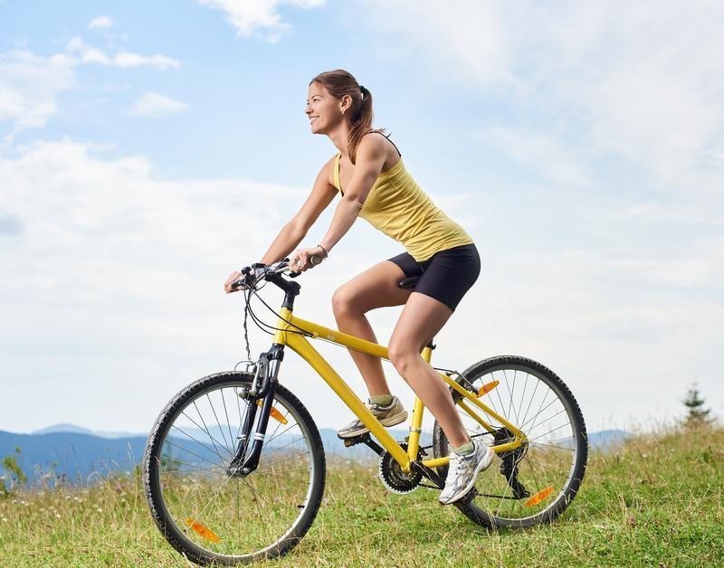 Навчу їздити на велосипеді дітей і дорослих