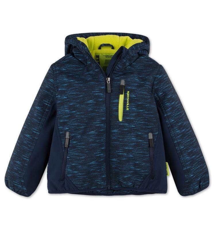 Куртка (софтшел) c&a мальчику, рост 122см, цена снижена на 2 дня! - Фото 5