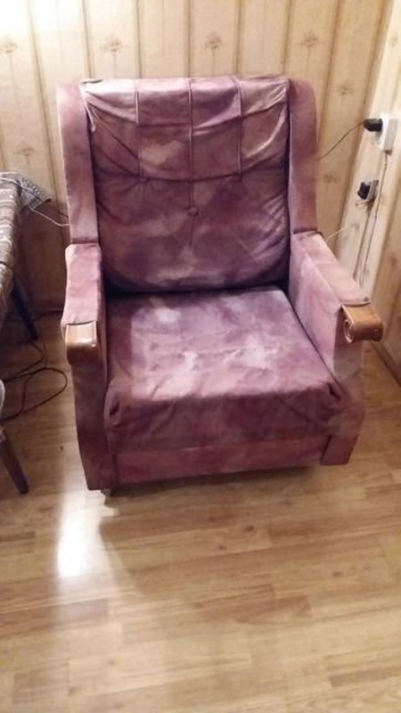 Кресло ещё послужит хорошей попе - Фото 2