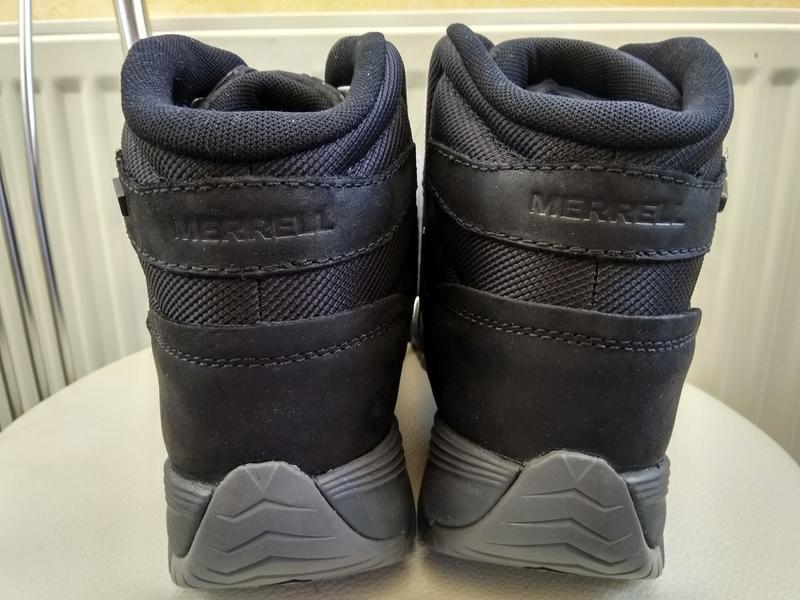 Зимние водонепроницаемые ботинки кроссовки merrell coldpack ic... - Фото 5