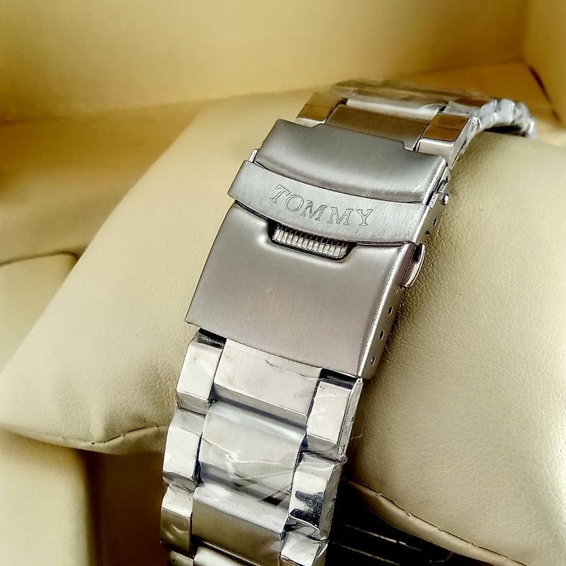 Мужские кварцевые наручные часы tommy hilfiger - Фото 4