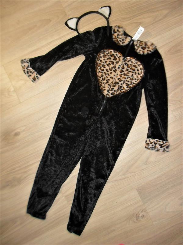 Карнавальный костюм кошки на 5-6лет