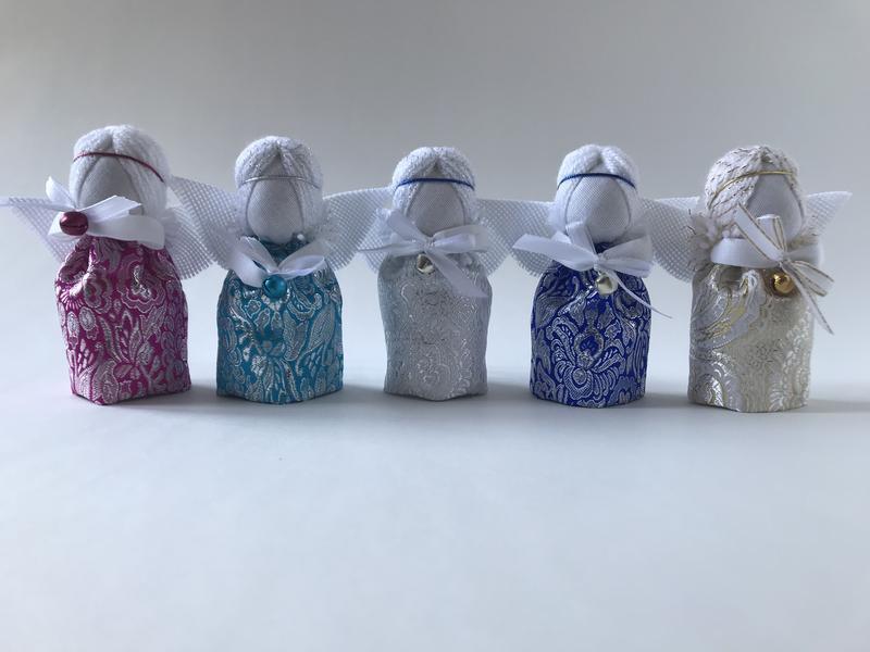 """Handmade. Кукла-мотанка """"Ангелочек"""" - Фото 2"""