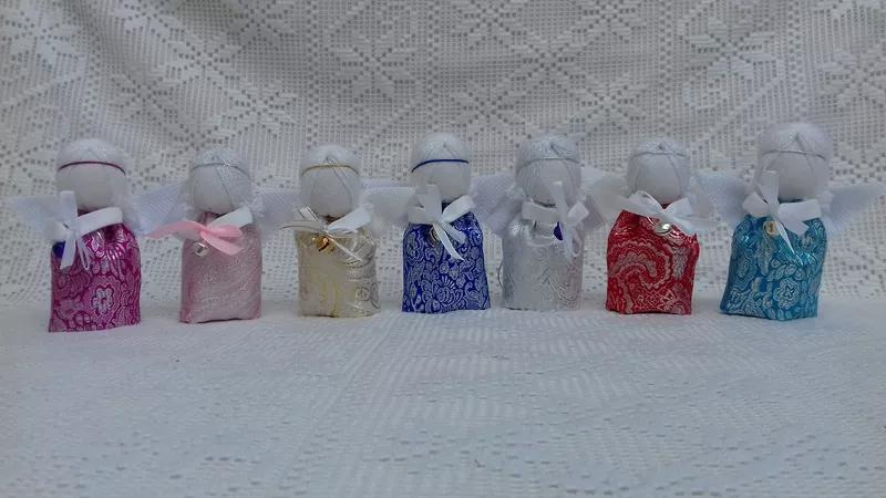 """Handmade. Кукла-мотанка """"Ангелочек"""""""