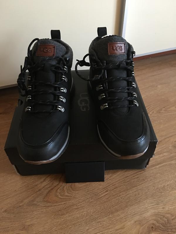 Ugg мужские ботинки зима - Фото 4