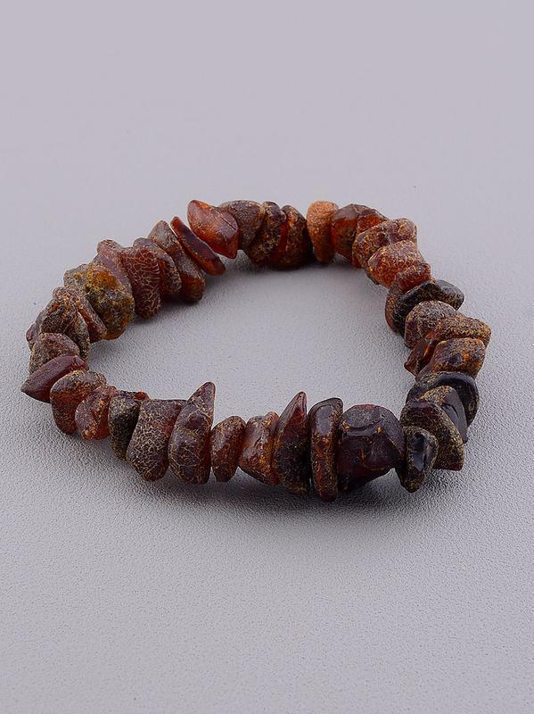 Браслет 'sunstones' янтарь 18 см. 0829660 - Фото 2