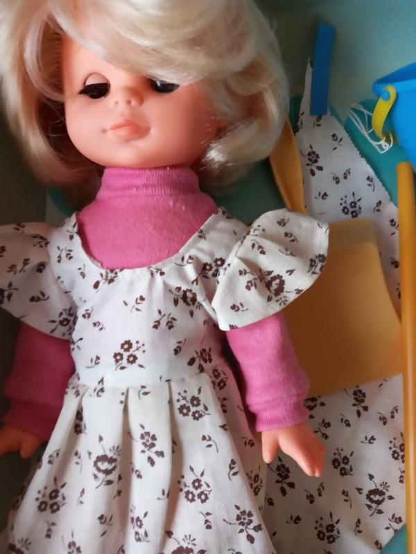 Винтажная милая куколка германия гдр ( ссср) 1970/1980 гг