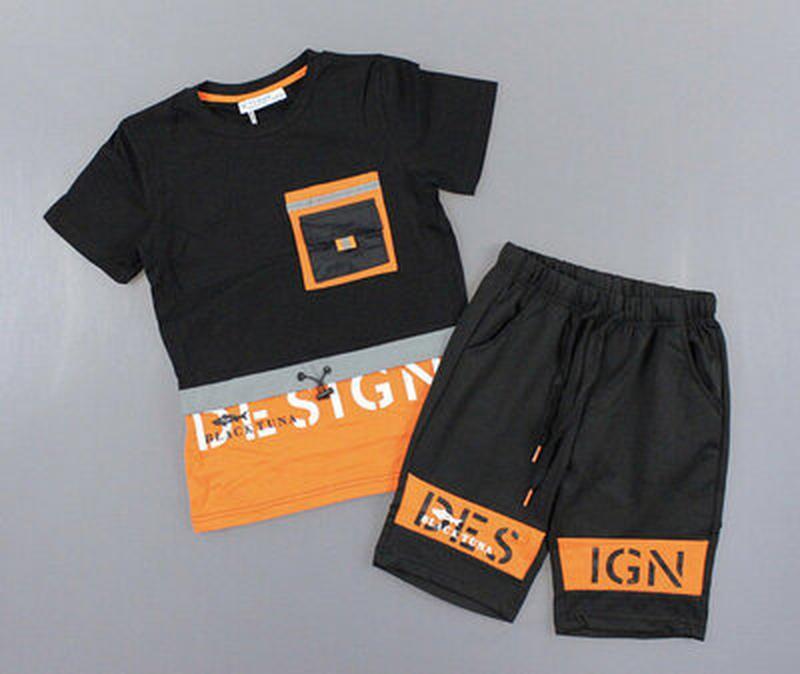 Комплект для мальчика шорты и футболка венгрия