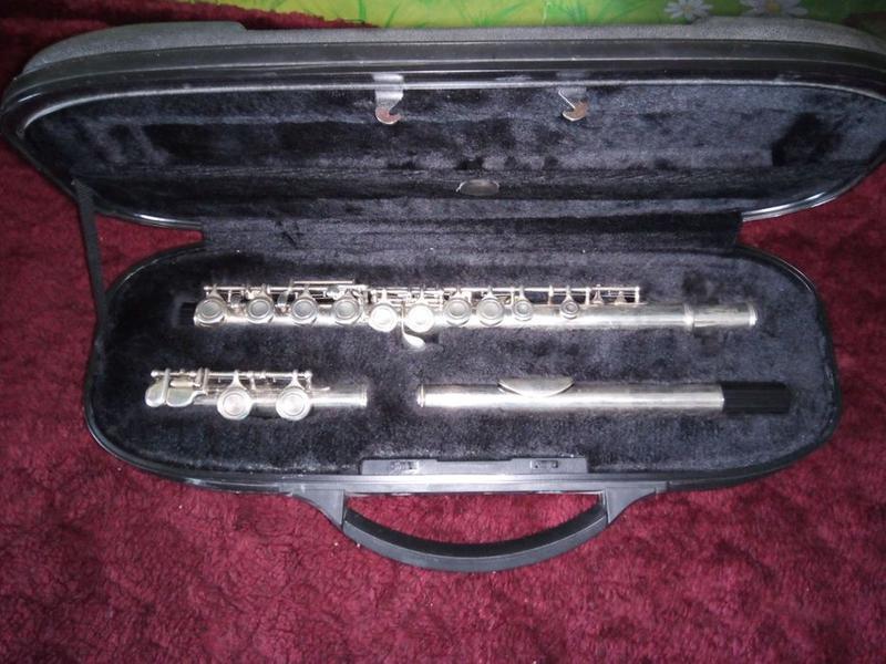 Флейта пикколо Stagg 77-FP.