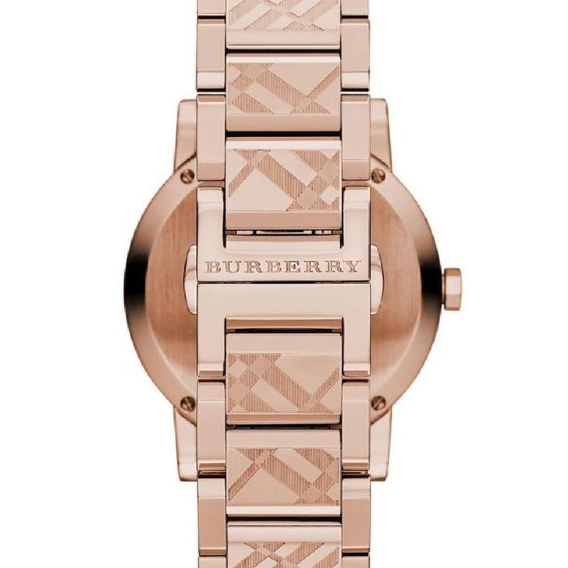 Женские часы BURBERRY BU9039 'The City' (38 мм) - Фото 3