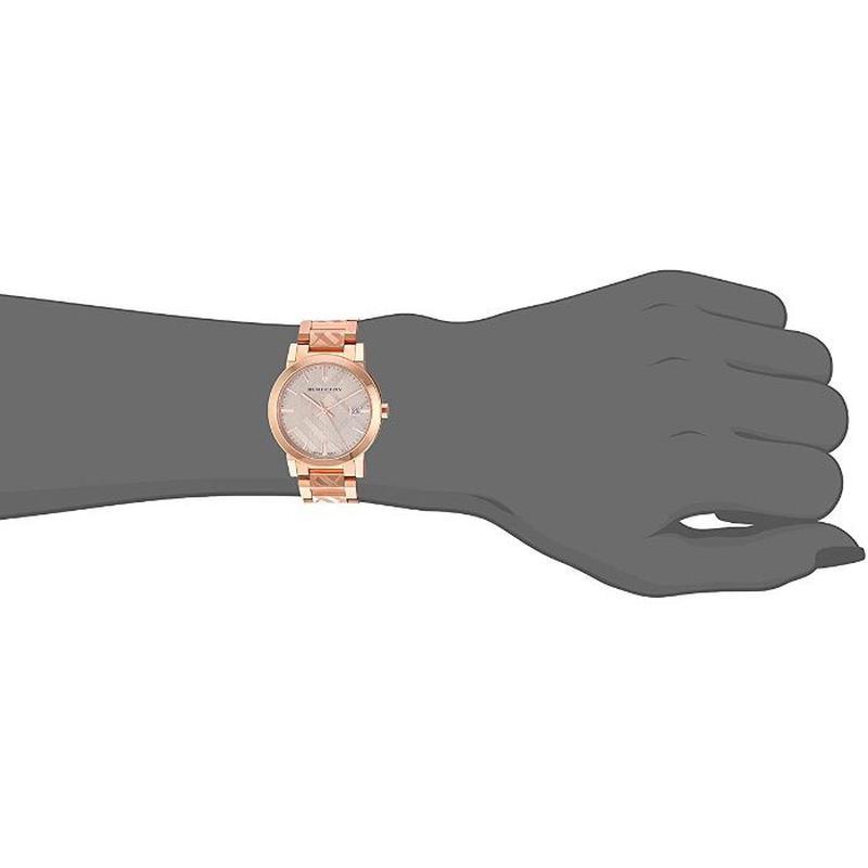 Женские часы BURBERRY BU9039 'The City' (38 мм) - Фото 4
