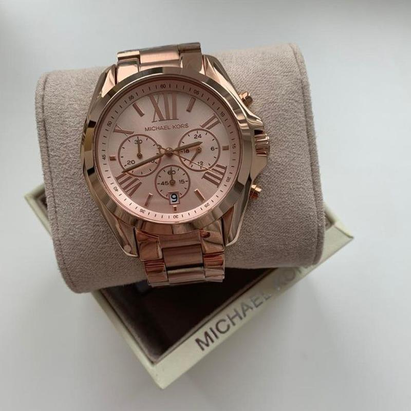 Женские часы Michael Kors MK5503 'Bradshaw' - Фото 2