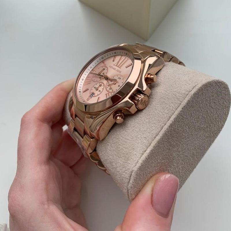 Женские часы Michael Kors MK5503 'Bradshaw' - Фото 3