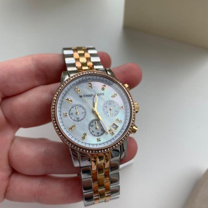 Женские часы Michael Kors MK5650 'Ritz' - Фото 3