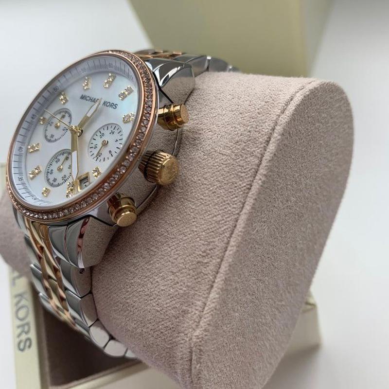 Женские часы Michael Kors MK5650 'Ritz' - Фото 4