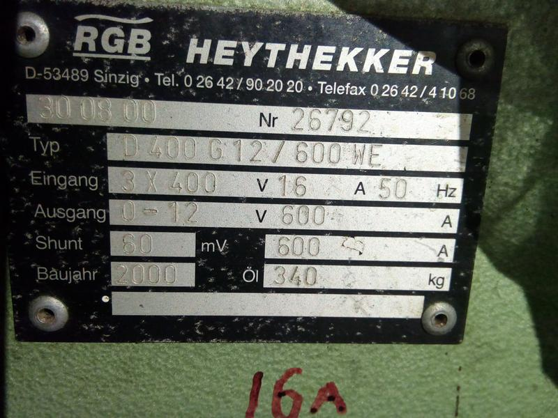 трансформатор RGB HEYTHEKKER