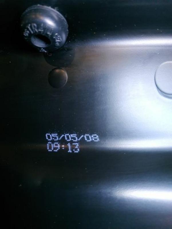 Диск ford r16x6,5.  5x108 в идеальном состоянии - Фото 5