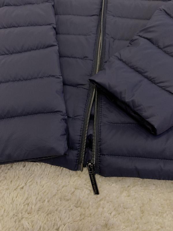 Куртка пуховик микропуховик от бренда henri lloyd - Фото 3