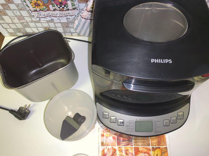 Хлебопечь Philips HD9046 - Фото 4