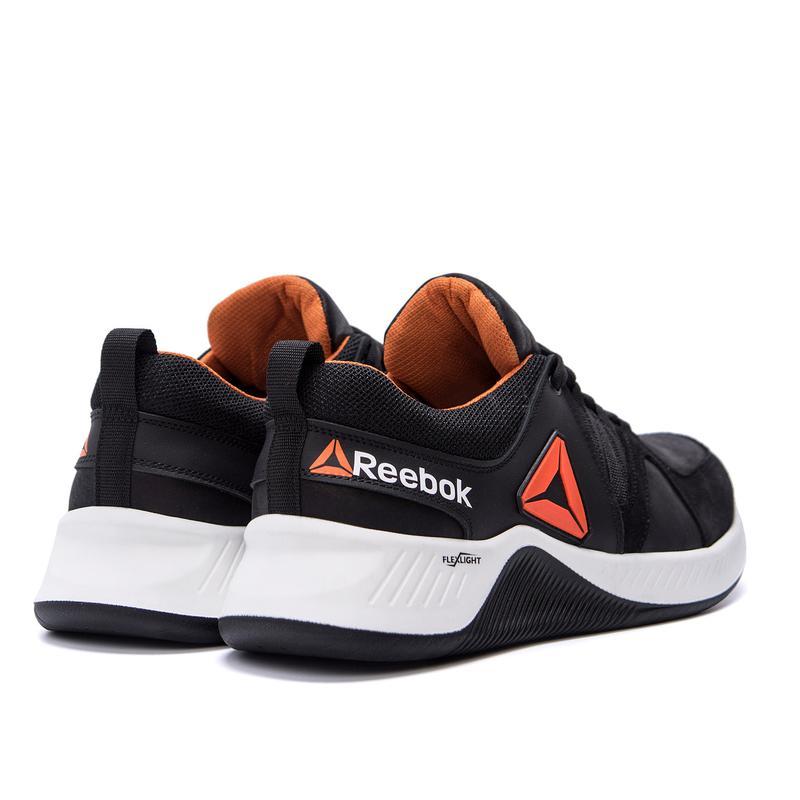 Мужские кожаные кроссовки  Reebok FLEXLIGHTX - Фото 6