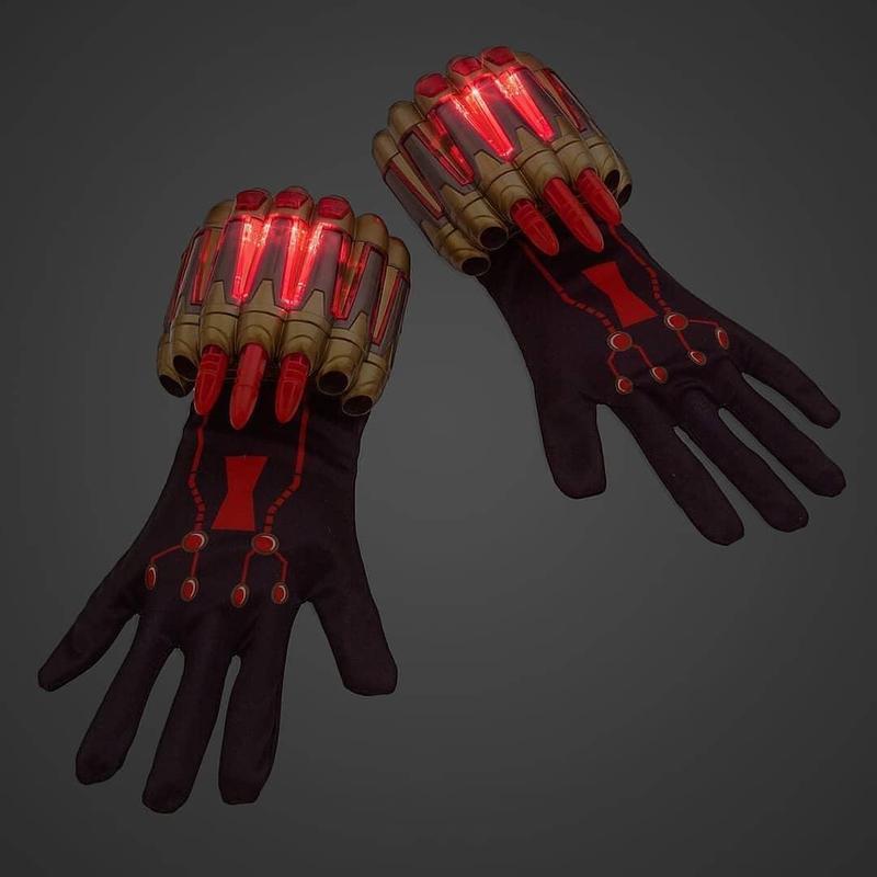 Интерактивные перчатки Black Window Marvel's Avengers от Дисней - Фото 2
