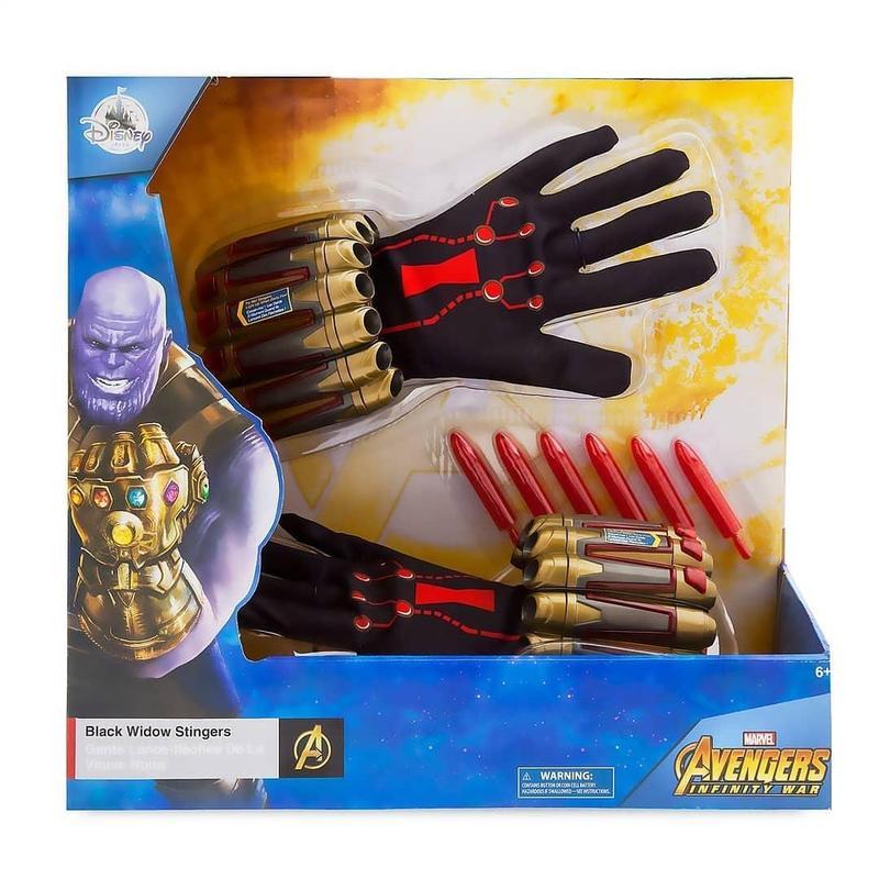 Интерактивные перчатки Black Window Marvel's Avengers от Дисней - Фото 3