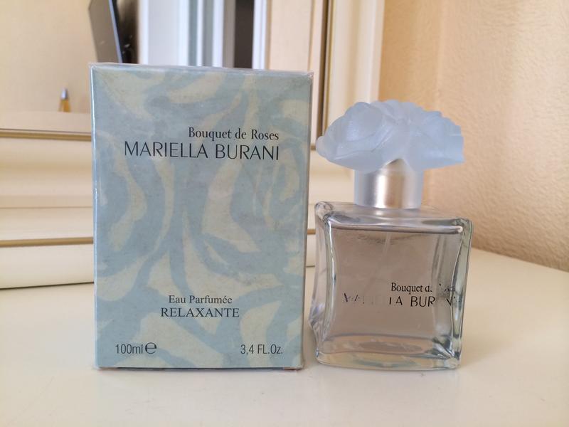 Mariella burani bouquet de roses relaxante, пв 100 мл