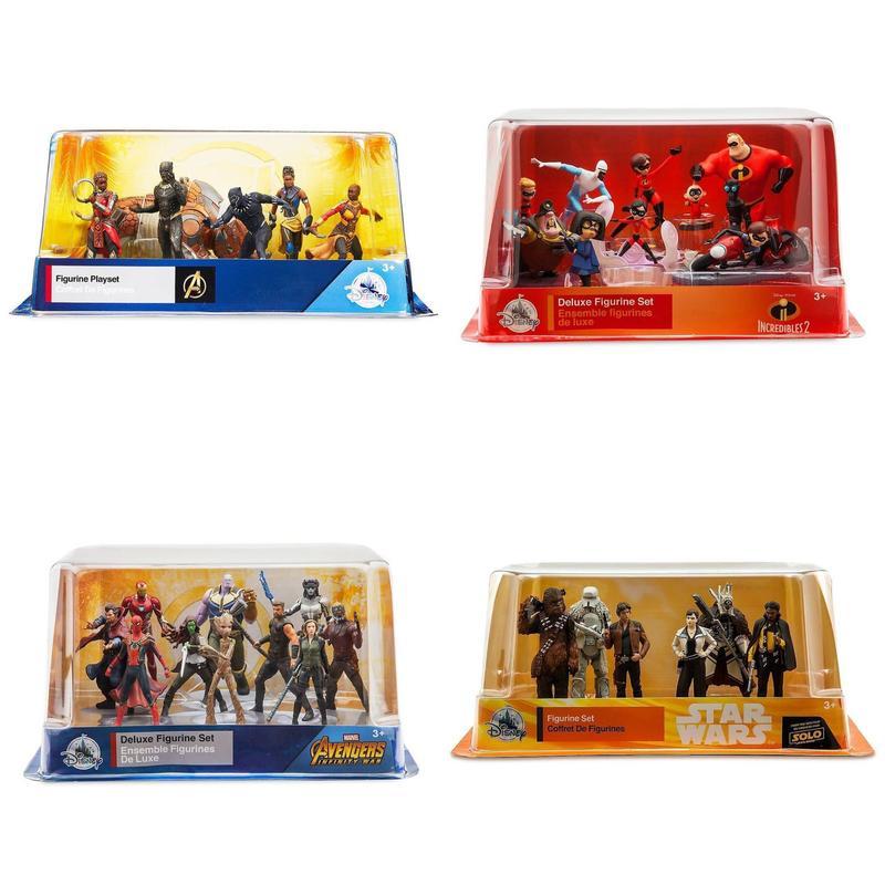 Игровые наборы фигурок от компании Дисней, Disney