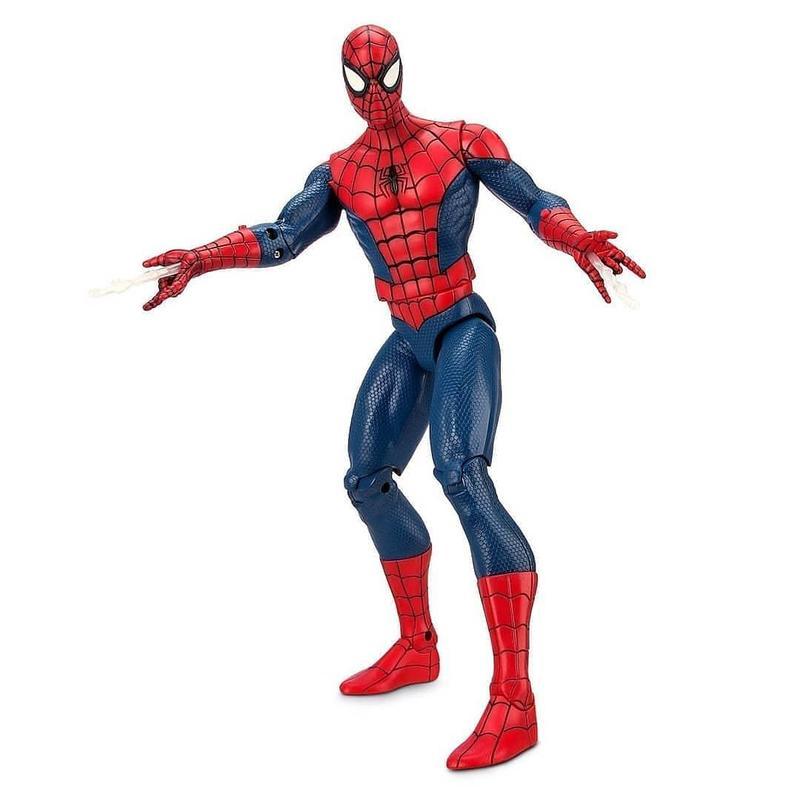 Интерактивные игрушки Железный-Человек, Человек-Паук от Дисней - Фото 4