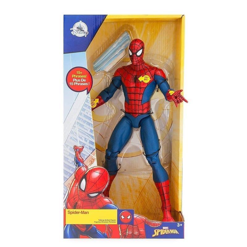 Интерактивные игрушки Железный-Человек, Человек-Паук от Дисней - Фото 5